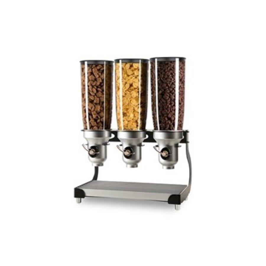 Free Low Dispenser | 3 x 5 Liter | Freistehend