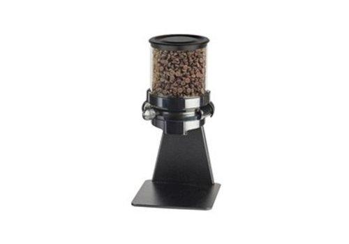 HorecaTraders Spender mit Portionskontrolle | 1,5 Liter | Freistehend