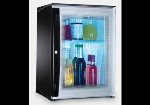 Dometic Dometic Minibar Zwart HiPro Vision Glasdeur  37 L