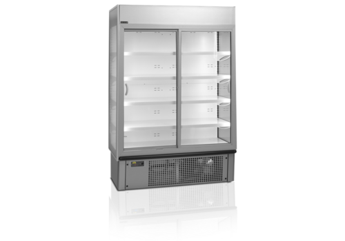 Tefcold Refrigerated display case with sliding doors