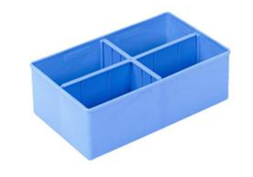 Modular Insert Tray | Comfort Line | 27.8x17.8x9 cm