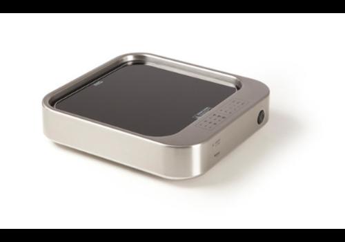 Rieber K|POT 2/3 GN Chafing Dish 1600W | Elektronische Bediening | 35,3x38x8,8cm | Beschikbaar in 2 Kleuren