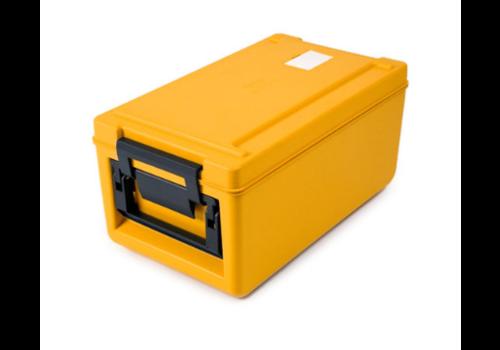 Rieber Thermoport 100 K | Neutraal met Sensor | GN 1/1 20cm | 26 Liter | 37x64,5x30,8cm | 2 Kleuren Beschikbaar