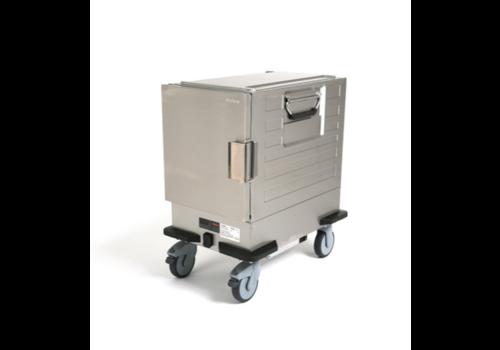 Rieber Thermoport 1000 C Kühlwagen | Geeignet für GN 1/1 200 mm 410 x 655 x 760 mm | Erhältlich mit CHECK