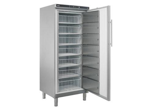 Rieber Static Freezer White | Wire baskets 513 liters | 75x76x (H) 186.4-192.5 cm