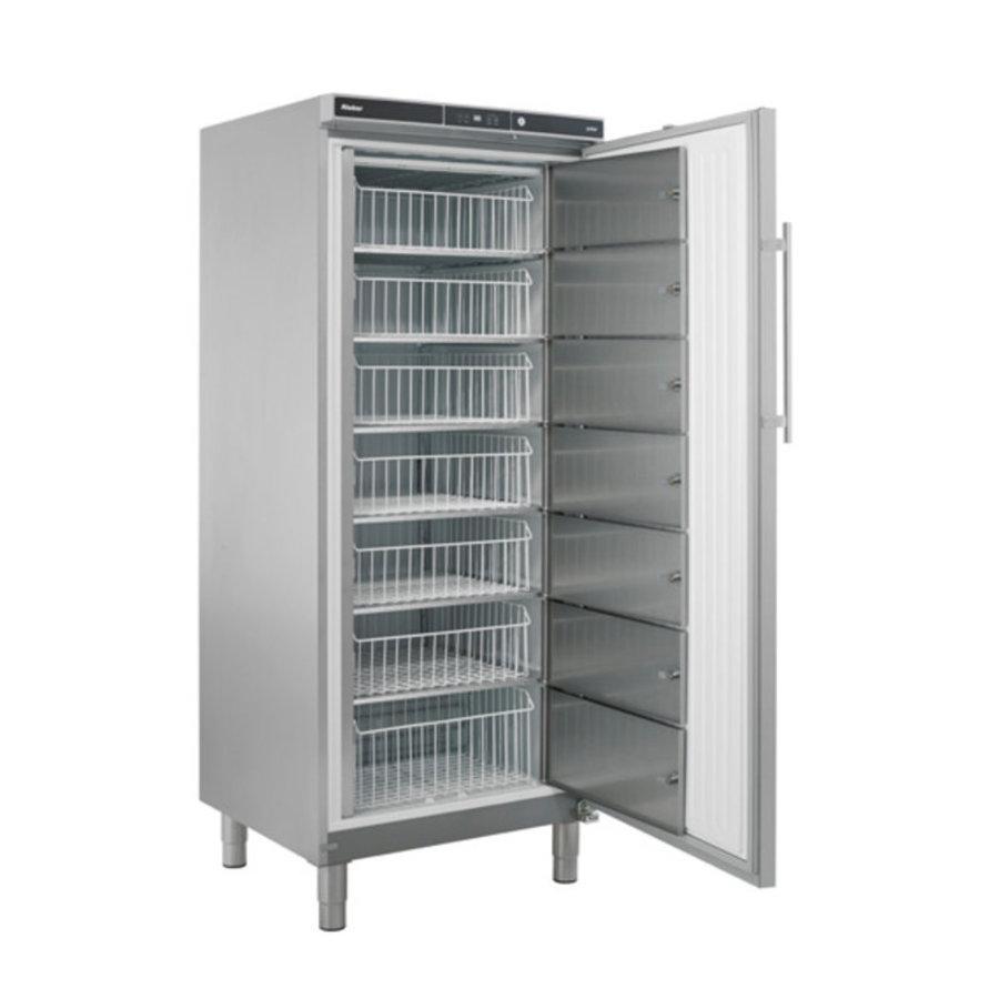 Static Freezer White | Wire baskets 513 liters | 75x76x (H) 186.4-192.5 cm