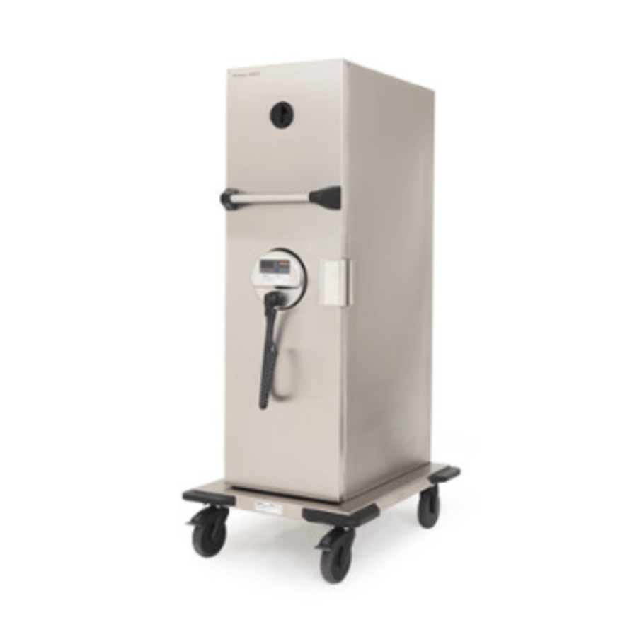 Thermoport 3000 U Warming Cart | Suitable for GN 1/1 20 cm 59.2x76.9x144.8 cm | Available with CHECK