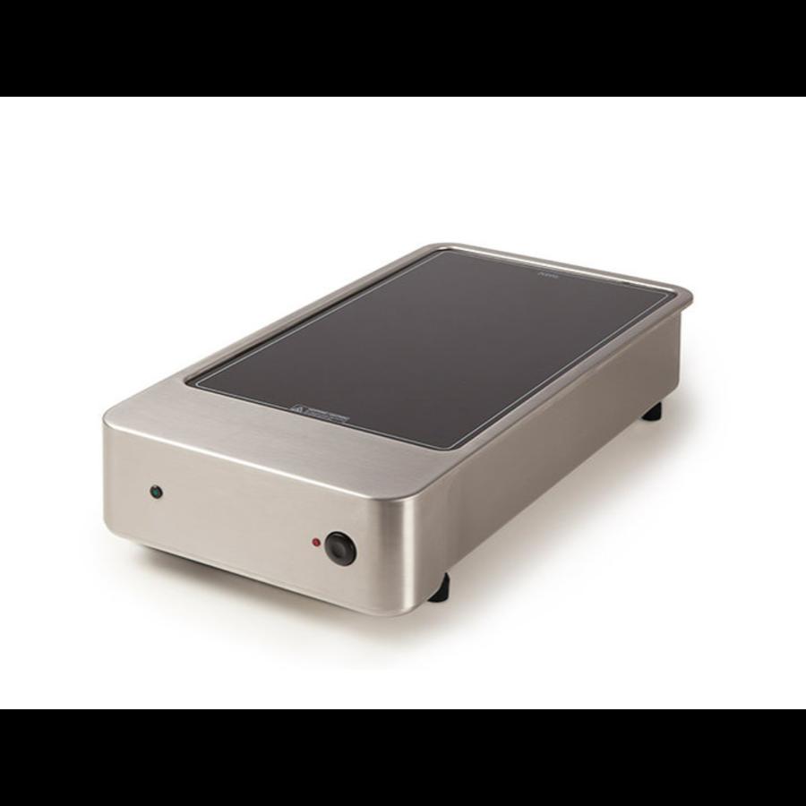 Varithek Induction hob | 3500W | 1 / 1GN | 325x642x141mm