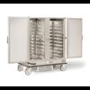 Rieber Double Refrigerated Banquet Cart | 2 x 2/1 GN | 600W | 1487x843x (H) 1755mm