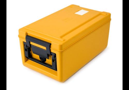 Rieber Thermoport 100 KB | Erhitzen auf + 95 ° C GN 1/1 20 cm | 26 Liter | 37 x 64,5 x 30,8 cm | 2 farben