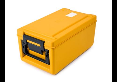 Rieber Thermoport 100 K | Neutral ohne Heizung | GN 1/1 20 cm | 26 Liter | 37 x 64,5 x 30,8 cm | 2 farben