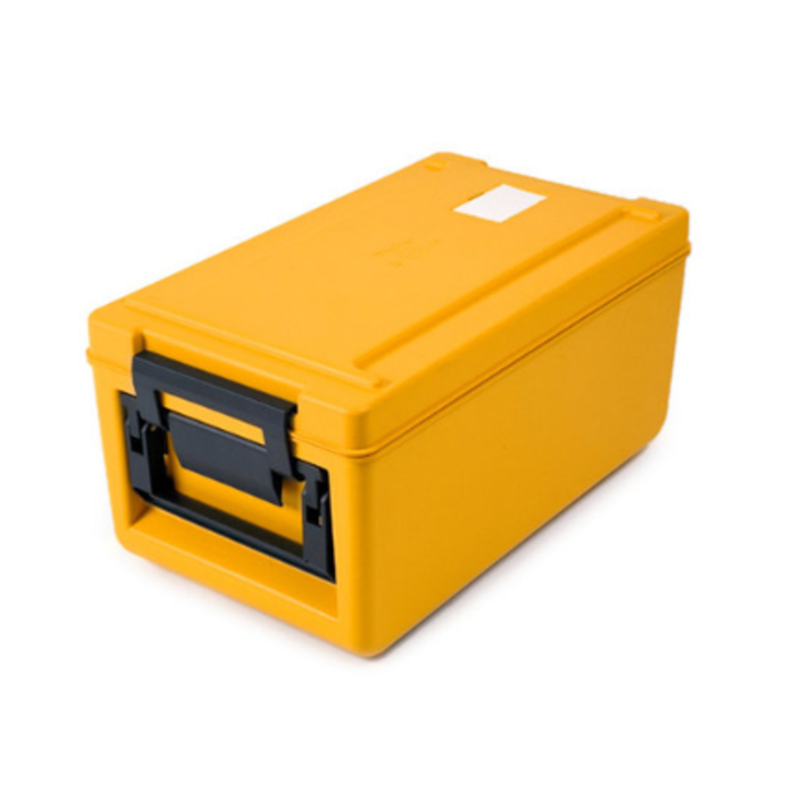 Thermoport 100 K | Neutral ohne Heizung | GN 1/1 20 cm | 26 Liter | 37 x 64,5 x 30,8 cm | 2 farben