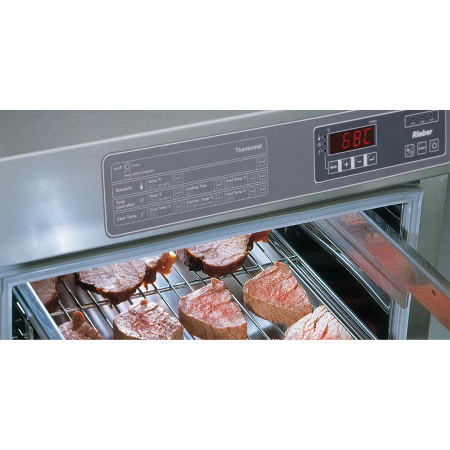 Thermomat 3 Schubladen GN 1/1 150mm | Garn bei Kerntemperatur 1,5 kW | 448 x 691 x 752 mm