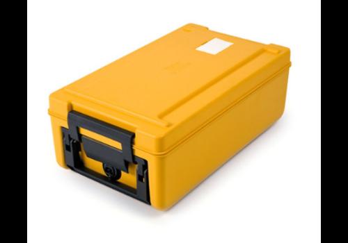 Rieber Thermoport 50 KB | Erhitzen auf + 95 ° C GN 1/1 10 cm | 11,7 Liter | 37 x 64,5 x 24 cm | 2 farben