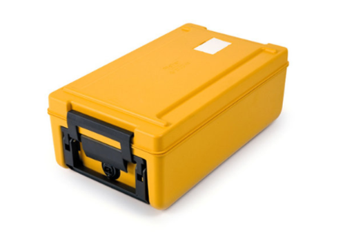Rieber Thermoport 50 KB | Heating to + 95 ° C GN 1/1 10 cm | 11.7 liters | 37x64.5x24cm | 2 colors