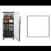 Rieber Lagerkühlschrank   Weiß   583 Liter   Geeignet für 1 / 1GN   750 x 750 x (H) 1864/1925 mm