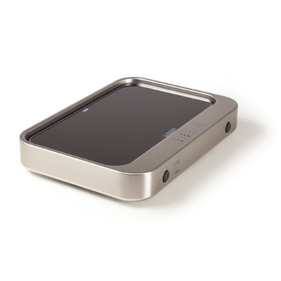 K | POT | 1 / 1GN Chafing Dish 2200W | 2 Adjustable cooking zones | 53.3x38x8.8 cm | 2 colors