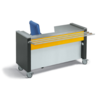 Rieber Rollito POS   With Tray Rails   Checkout Left or Right