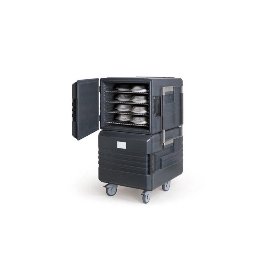 Thermoport Maxi K 2x6000K | Unbeheizt 2 x 104 Liter | 76,6 x 77,9 x (h) 128 cm