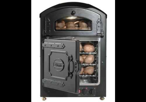 Neumärker Aardappel oven | 510x540x(h)750mm | 50 bakken + 50 Warmhouden