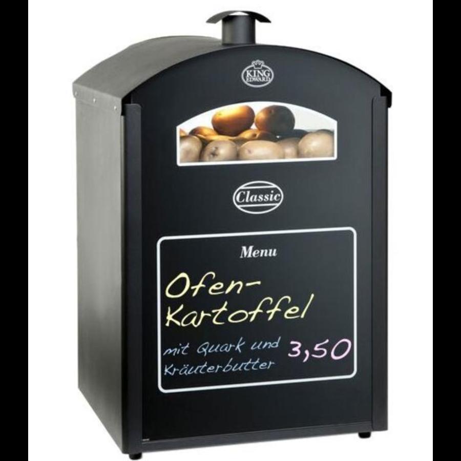 Aardappel oven   510x540x(h)750mm   50 bakken + 50 Warmhouden