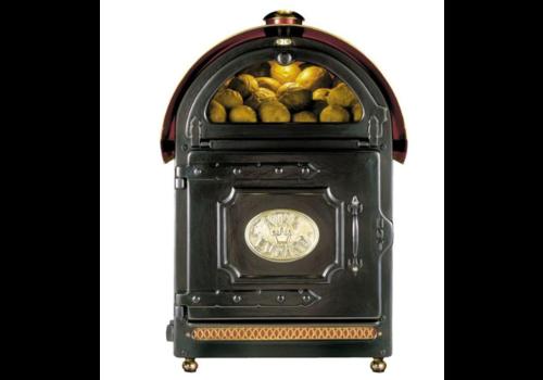 Neumärker Kartoffelofen 460 x 480 x (h) 584 mm | 25 + 25 Kartoffeln