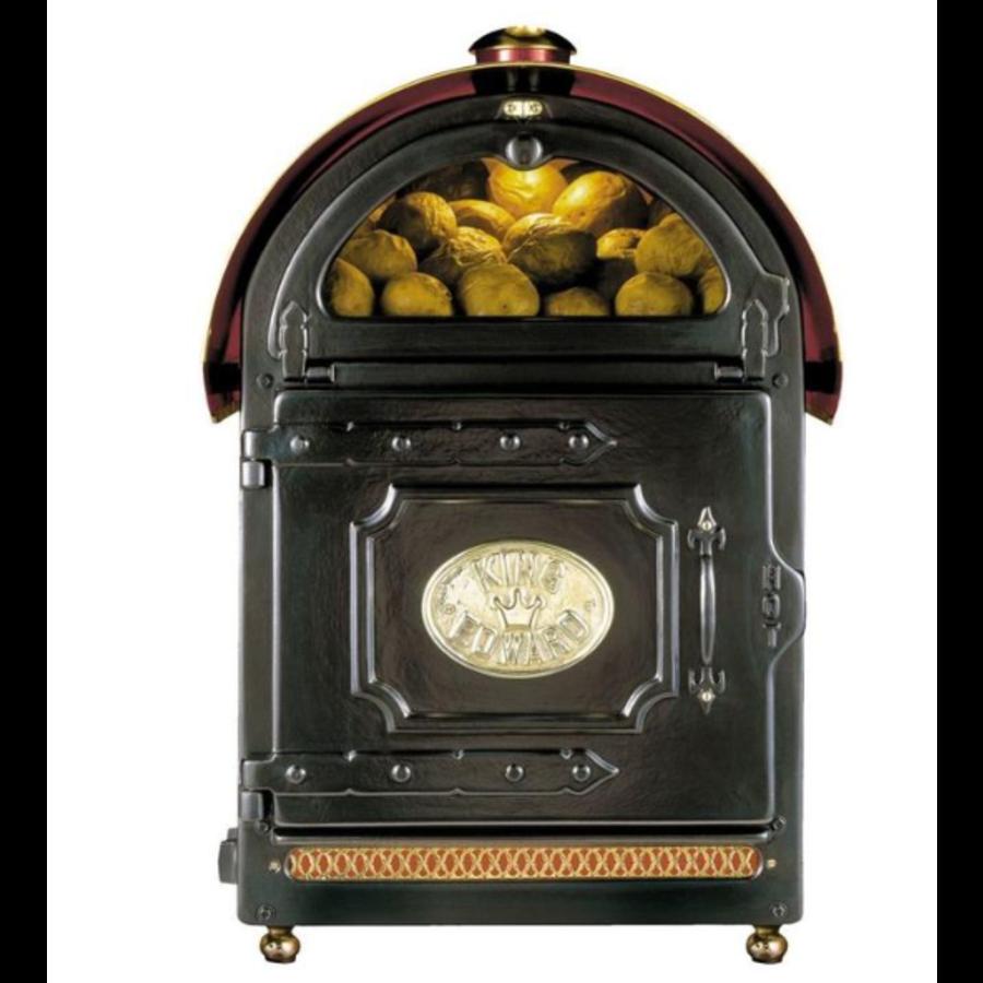 Aardappel oven | 460x480x(h)584mm | 25+25 Aardappels