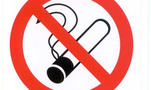 Rookruimtes verboden in de horeca!