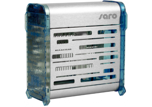 Saro Insect killer | 3000 V | Stainless steel