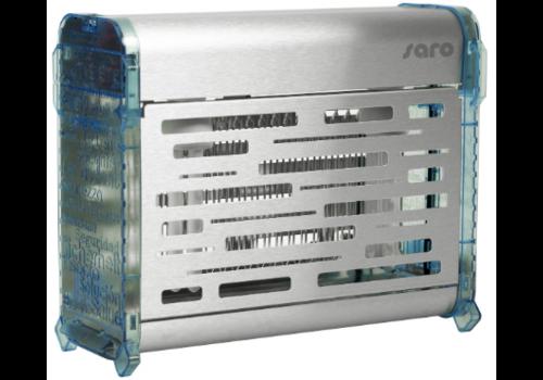 Saro Insect killer 3.6 kg | 3000 V | Stainless steel