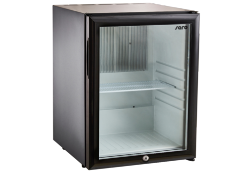 Saro Minibar Black | 28 liters | 0 dB