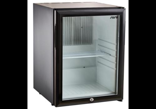 Saro Minibar | Zwart | 28 Liter | 0 dB