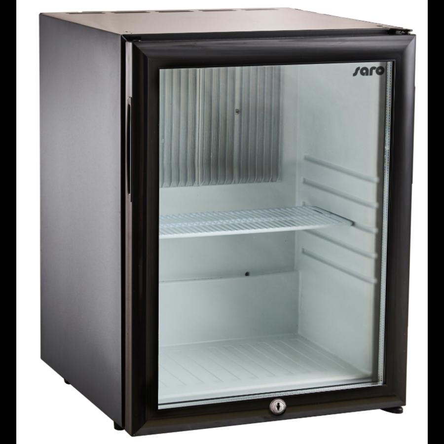 Minibar | Zwart | 28 Liter | 0 dB