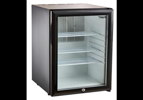 Saro Minibar Black | 36 liters | 0 dB