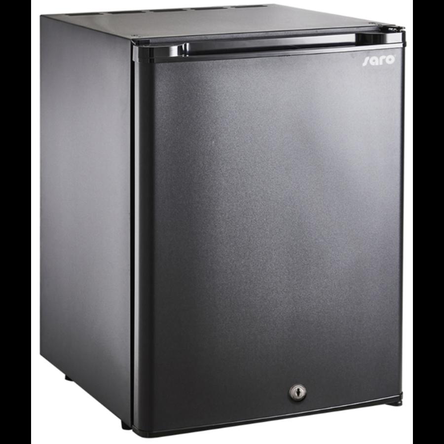 Minibar Schwarz | 36 liter | 0 dB