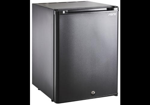 Saro Minibar Black | 44 liters | 0 dB