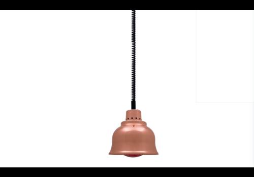 Saro Warmhoudlamp | Koper | (Ø 125 mm)