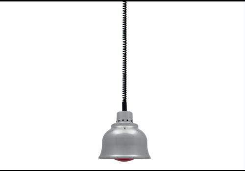 Saro Warmhoudlamp | Chroom | (Ø 125 mm)