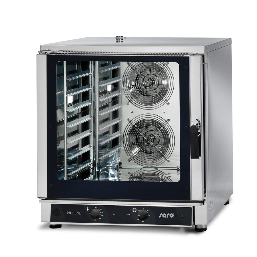Convection oven with grill   68.6x66x58 Cm