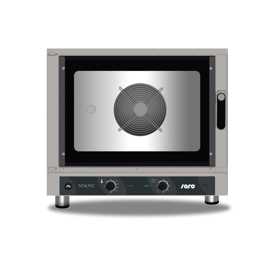 Hete lucht combi-oven met stoom | 84x91x67 Cm
