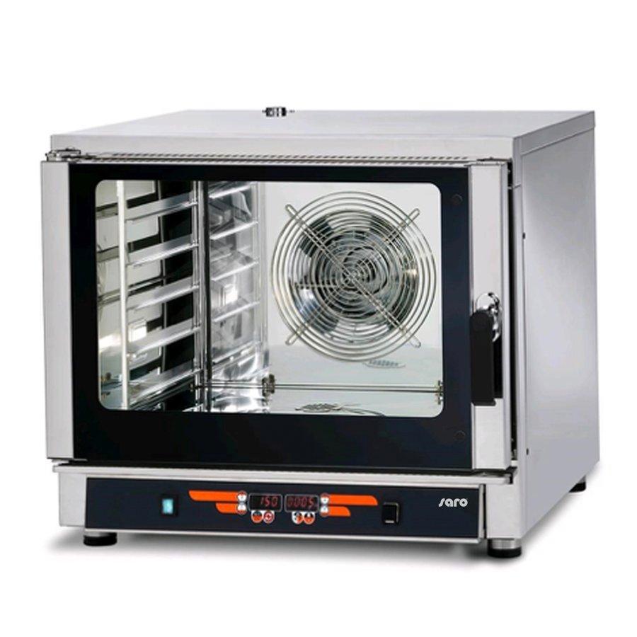 Heißluft-Kombibackofen mit Dampf Modell D | 84x91x75 cm