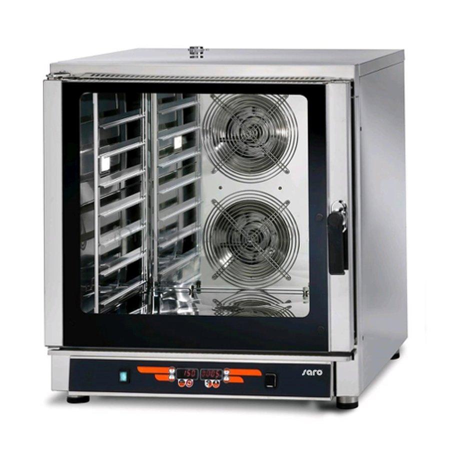 Hete lucht combi-oven met stoommodel D | 84x91x93 Cm