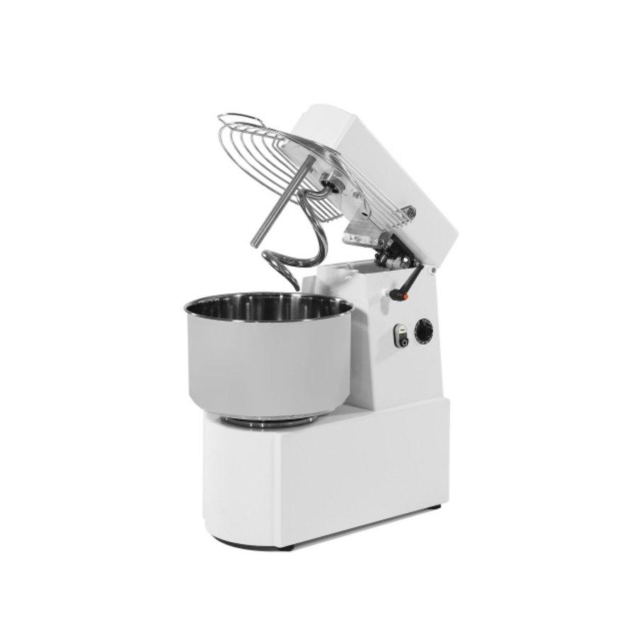 | Dough mixer with spiral hook