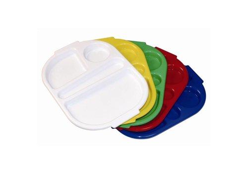 HorecaTraders Serve Plateau | Erhältlich in 5 Farben 32,2 x 23,6 cm