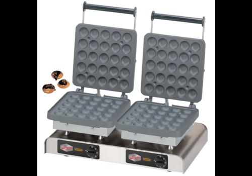 Neumärker Poffertjes grill Eco | Cast iron 50 balls