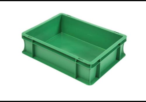 HorecaTraders Euronorm Crates Plastic Stackable 10 L