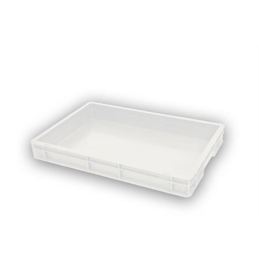 | Kunststoffkisten 60 x 40 x 5 | Geschlossene Boden- und Seitenwände