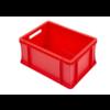 HorecaTraders Euronorm Kratten | Kunststof | Stapelbaar | 20 L