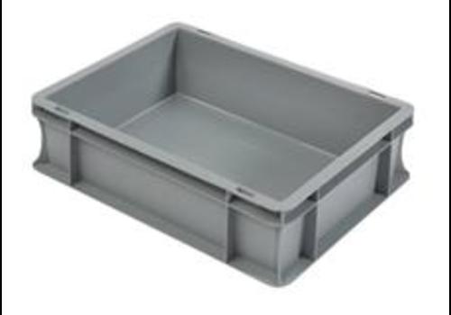 Euronorm Crates Plastic Stackable 10L