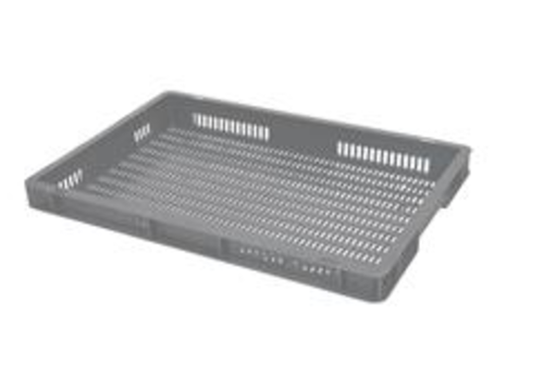 Shockproof Food Boxes   600x400X50MM   Perforated